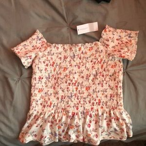 Brand New American Eagle Off The Shoulder Top